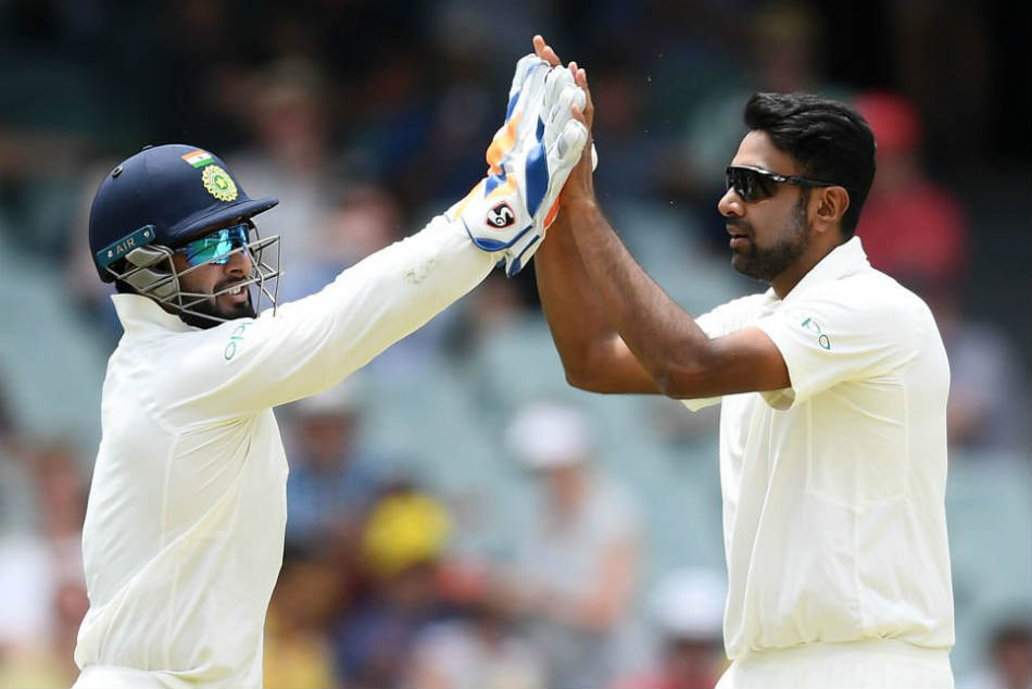 R Ashwin took three wickets to apply breaks on Australia