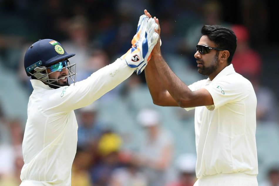 Australia Vs India Ist Test Day 2 Ashwin Pacers Keep Australia Under Pressure