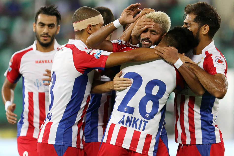 Isl Atk Leave Chennaiyin On The Brink