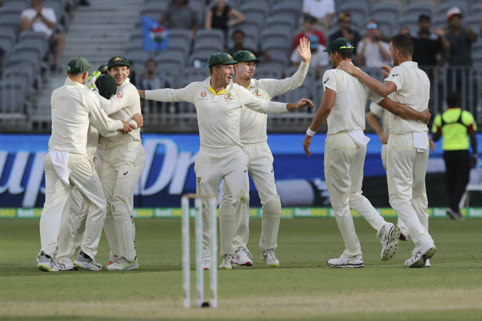 India Vs Australia 2nd Test Day 5 As It Happened Aussies Level Series With Big Win