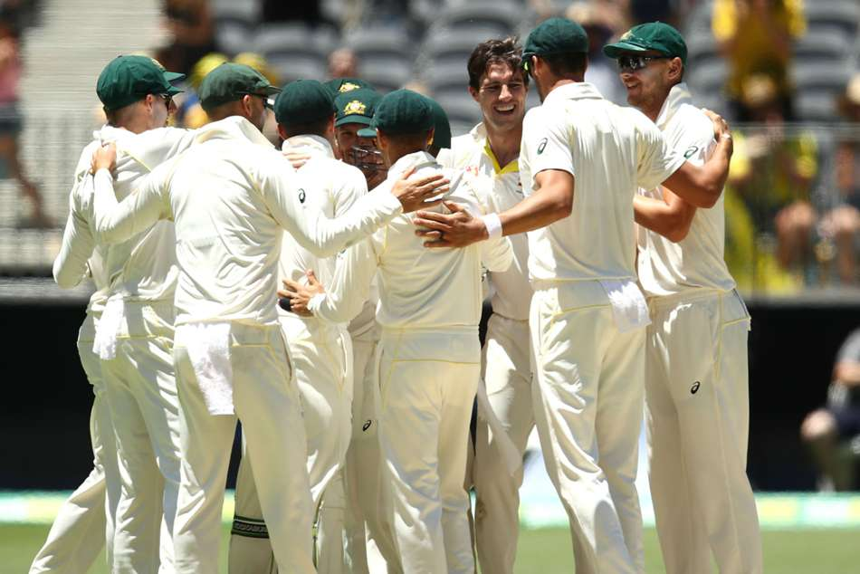 Australia currently have 999 Test wins