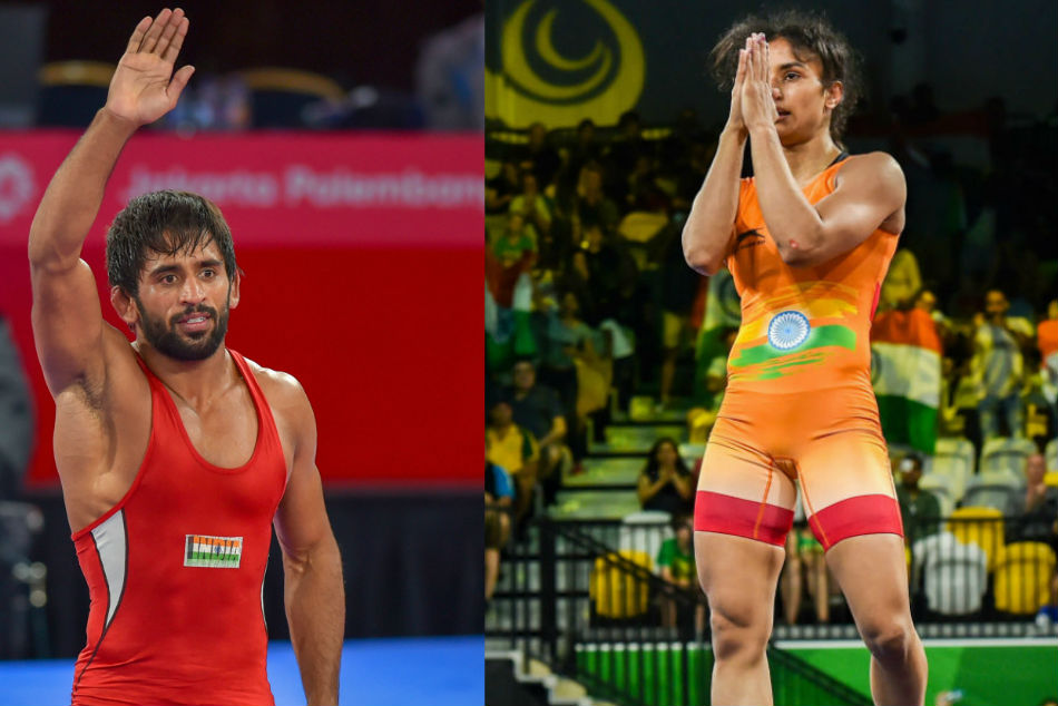 Flashback 2018: Bajrang, Vinesh emerge new superstars of Indian wrestling; Sushil, Sakshi fade out