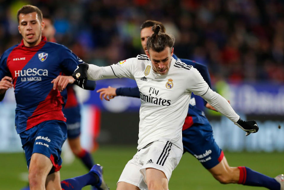 Bale Ends Goal Drought As Real Edge Past Struggling Huesca