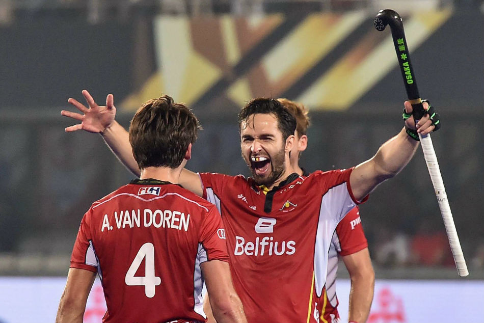 Hockey World Cup 2018 Red Hot Belgium Beat Germany Match Report