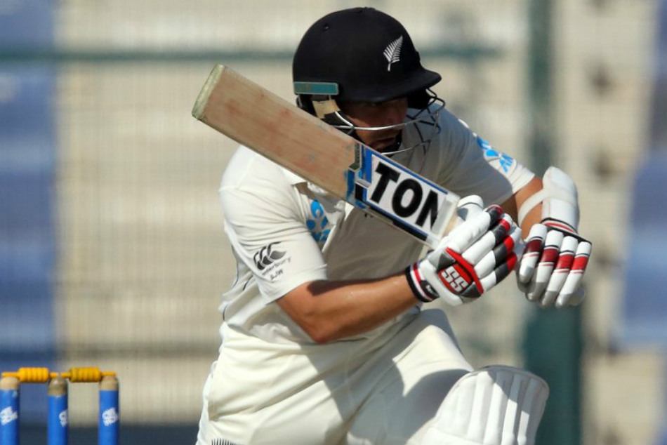 Pakistan Vs New Zealand Bj Watling Passes 3 000 Runs Tests To Frustrate Pakistan
