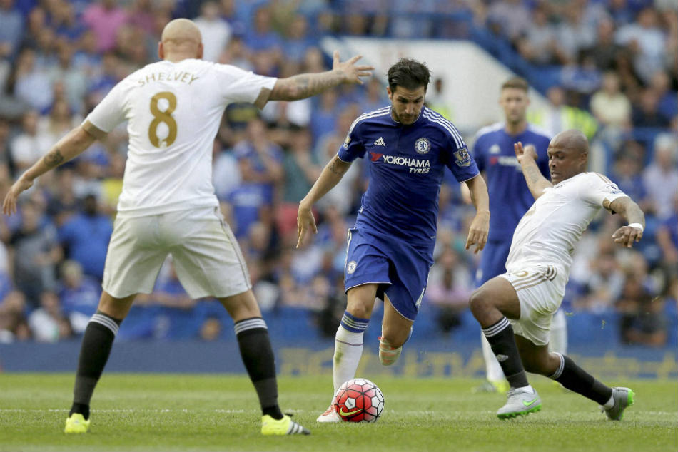 Cesc Fabregas gives update on AC Milan link as Chelsea exit looms