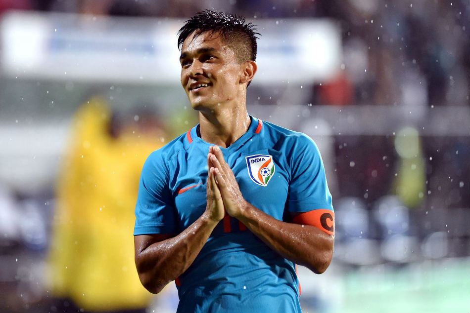 Chhetri S Appeal Supporting Indian Football Team Most Retweeted In 2018 Twitter India