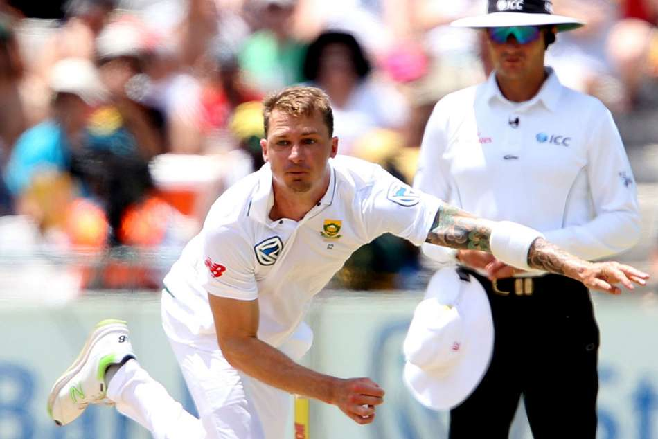Dale Steyn South Africa Leading Test Wicket Taker Shaun Pollock