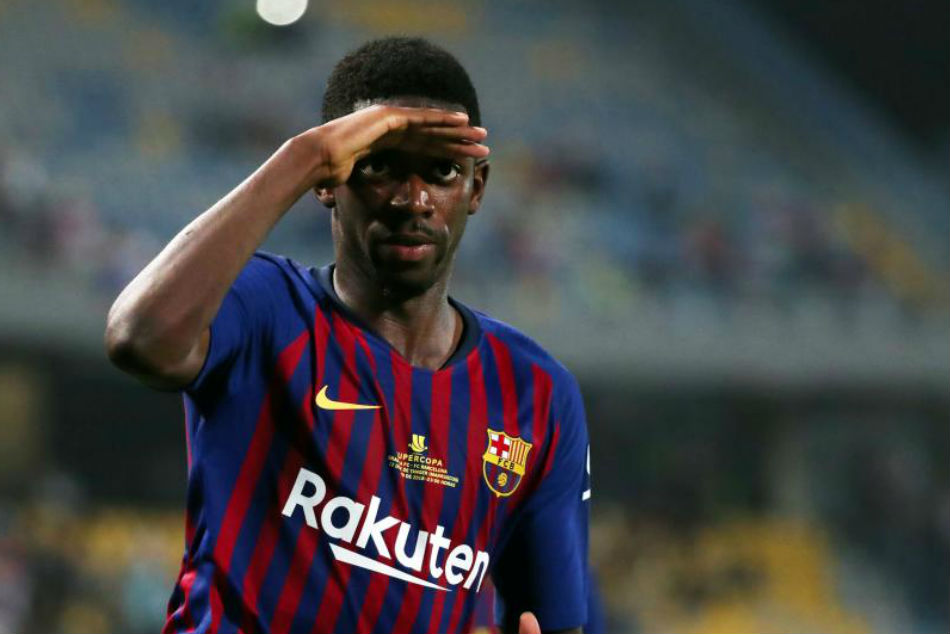Arsenal Liverpool Deal Major Blow Pursuit Dembele
