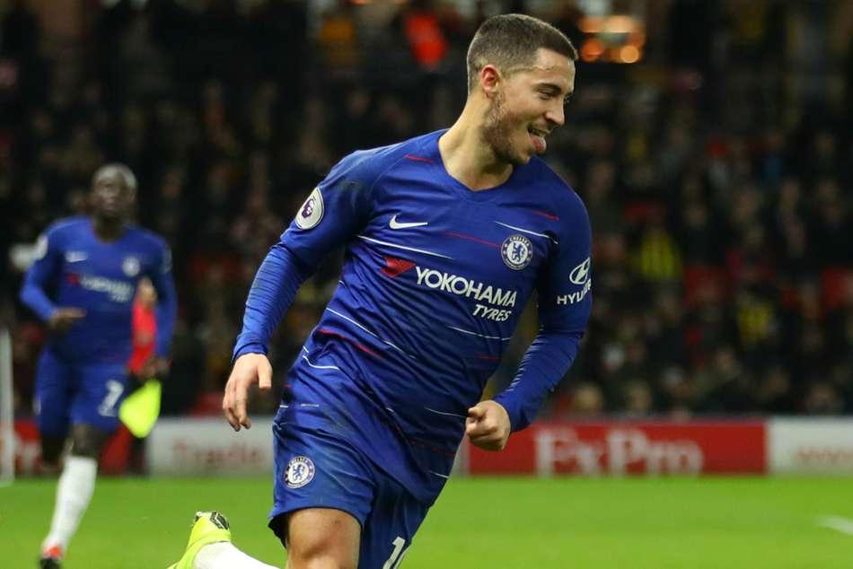 Watford 1 Chelsea 2 Match Report Eden Hazard Goals Premier League News