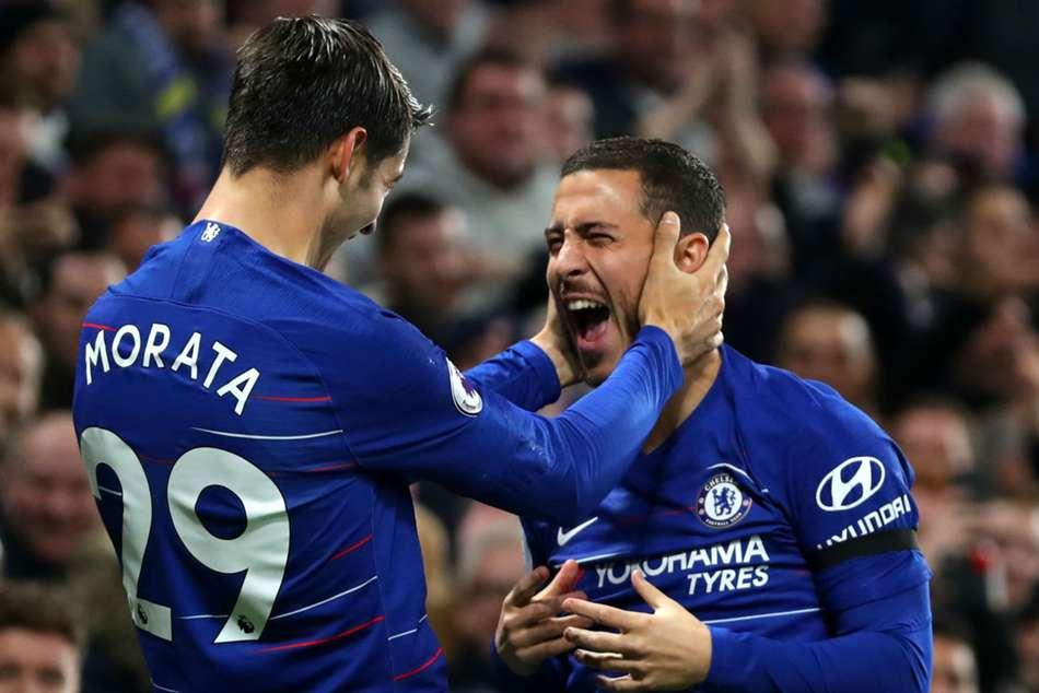 Hazard 100 Breakdown Goals Chelsea Star Hits Century