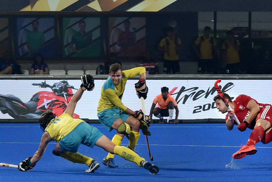 Hockey World Cup 2018 Defending Champions Australia Comfortably Beat England