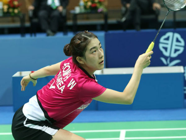 Eom Hye Won (Mixed Doubles)