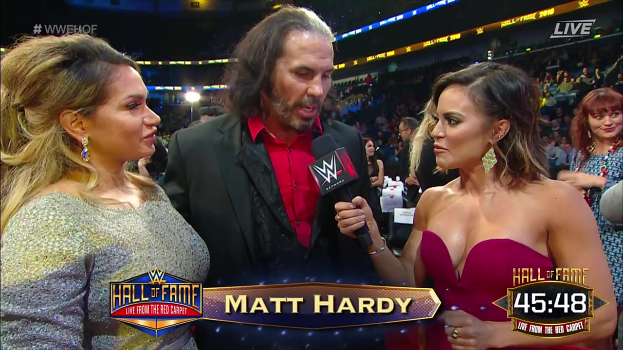 Exclusive Interview Of Matt Hardy On Dream Match Retirement Plans Title Run And More