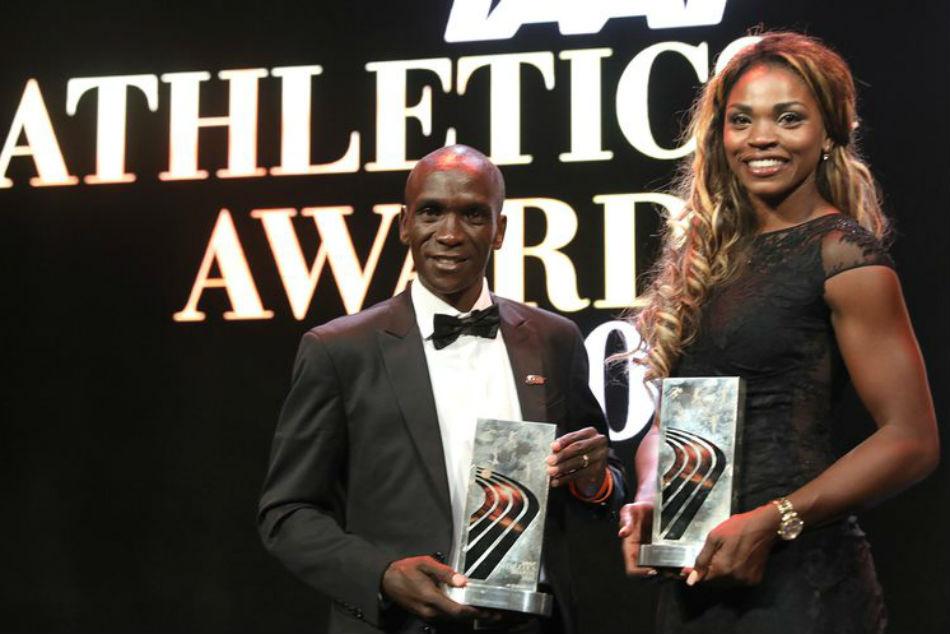 Athletics Awards Kipchoge Ibaurguen Deserved It