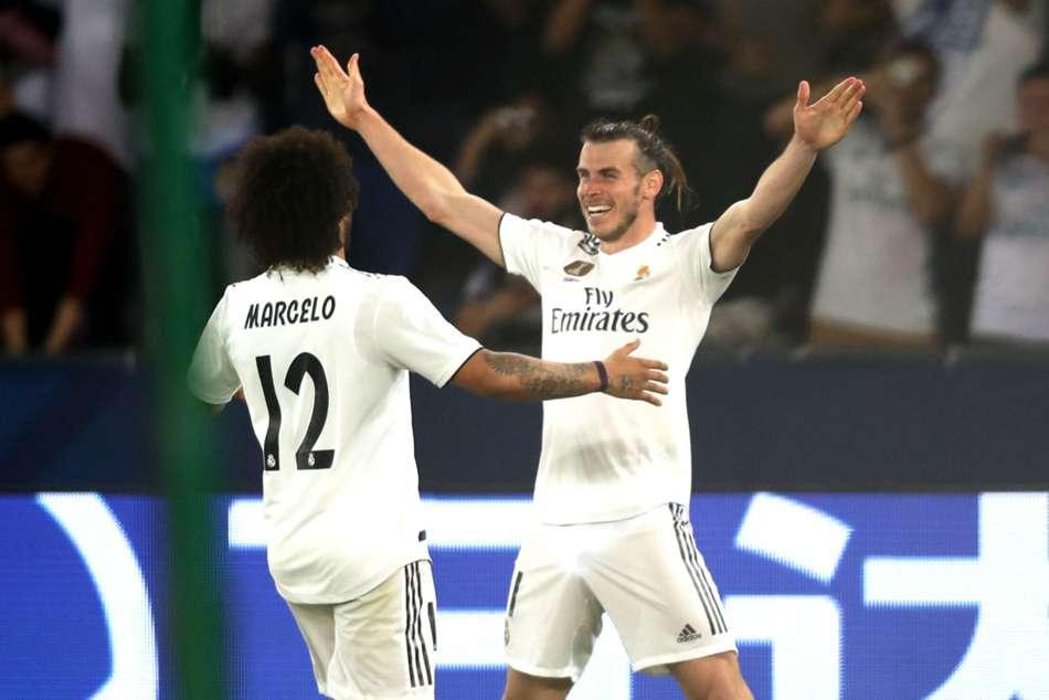 Kashima Antlers Real Madrid Gareth Bale Hattrick Club World Cup