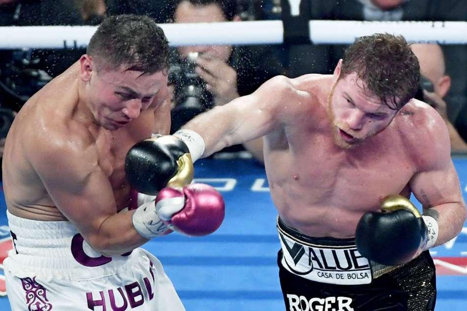Canelo Rocky Alvarez Ggg Trilogy Boxing