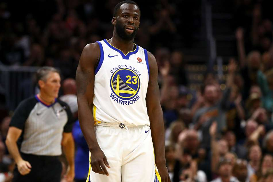 The Golden State Warriors will be boosted by the return of forward Draymond Green.