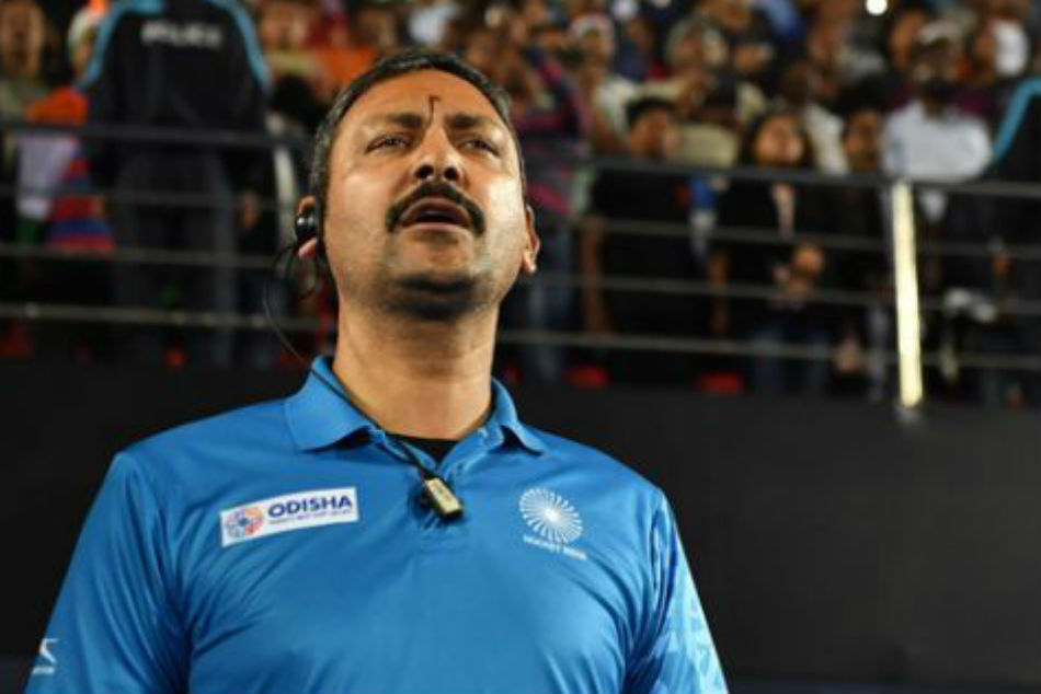 Former India Hockey Coach Harendra Singh Named Head Coach Of Us Mens Team