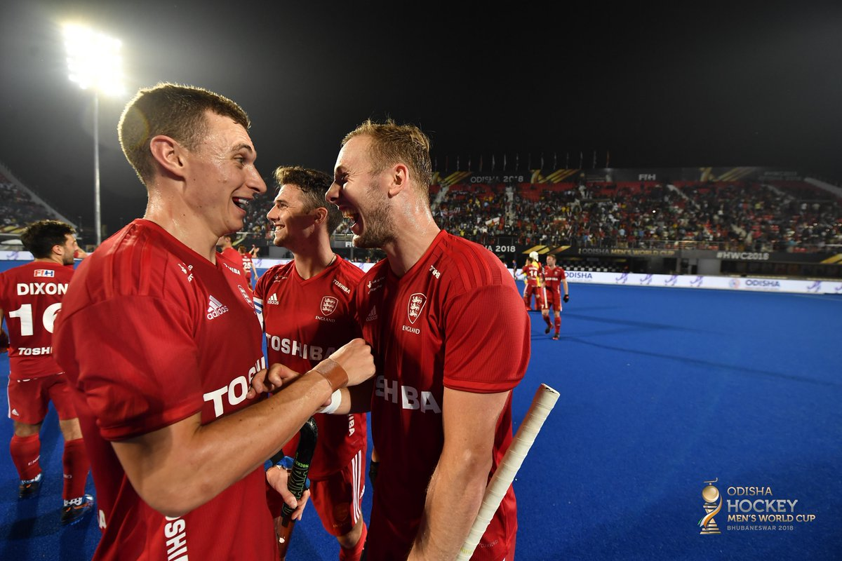 Hockey Wc 2018 England Beat New Zealand 2 0 In Crossovers