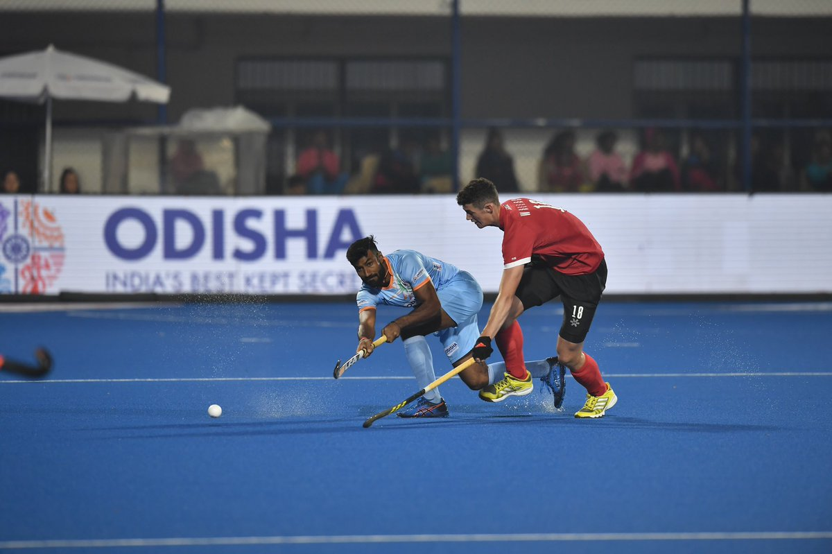 Hockey World Cup 2018 India Vs Canada Live Updates