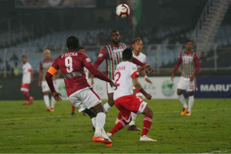 I League Mohun Bagan Steam Past Shillong Lajong
