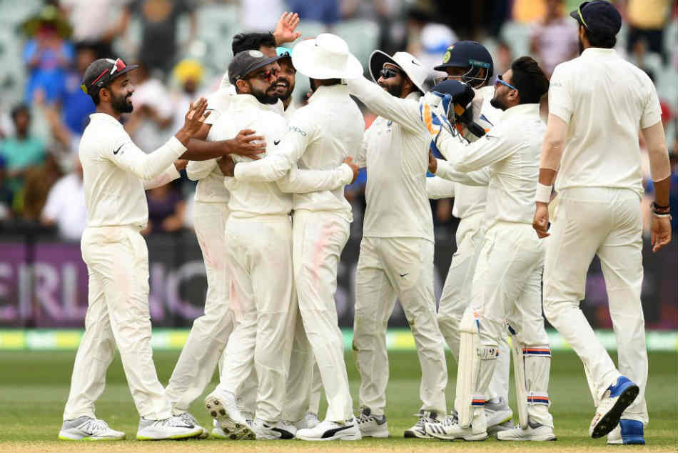 India Vs Australia 2nd Test Day 1 As It Happened Australia Stay Ahead Of India