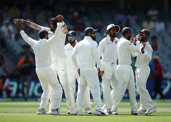 Australia Vs India Sachin Tendulkar Vvs Laxman Lead Wishing Team India On Adelaide Test Win