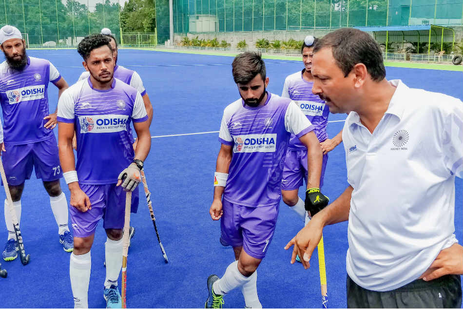 Hockey World Cup 2018 Attacking Hockey Is India S Strength Manpreet Singh