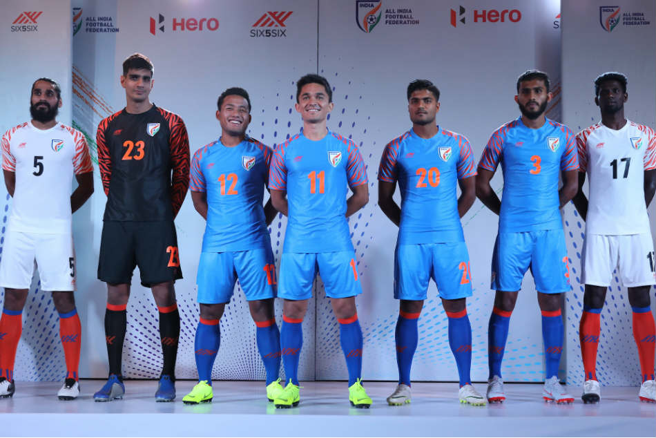 New Year New Kit Indian Football
