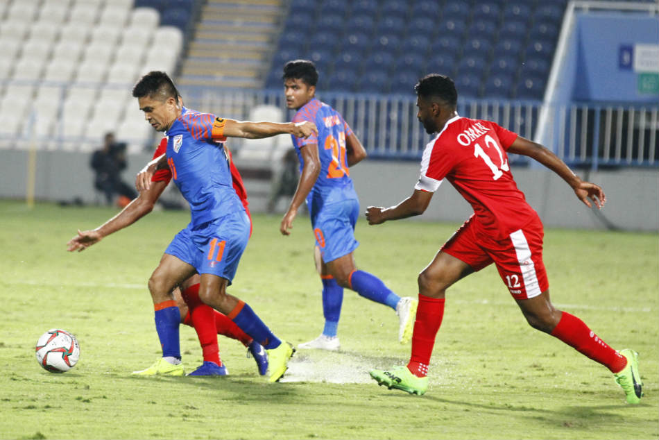 India Hold Oman To A Goalless Draw