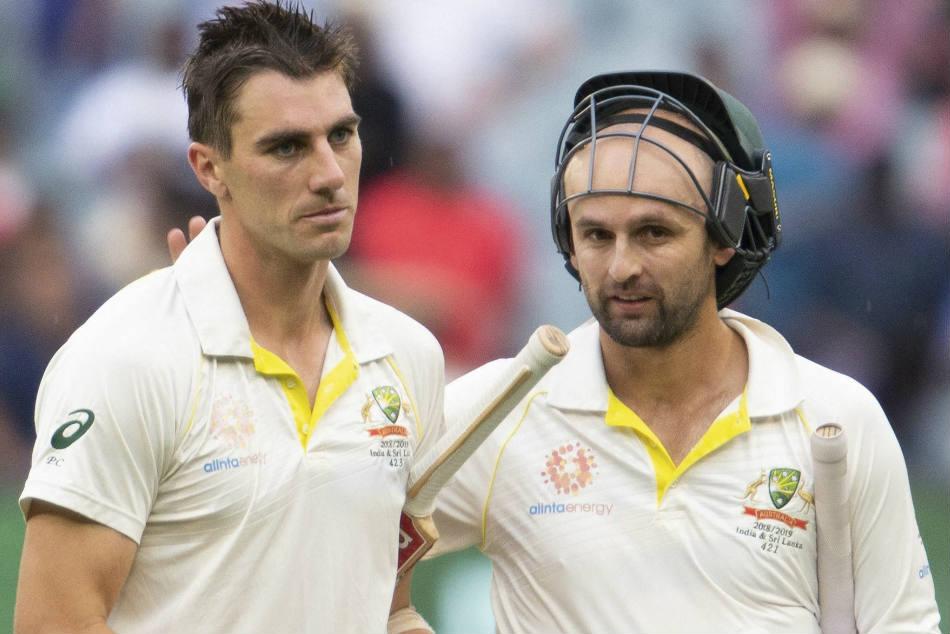India Vs Australia 3rd Test Australian Batsmen Need Learn From Kohli Hick