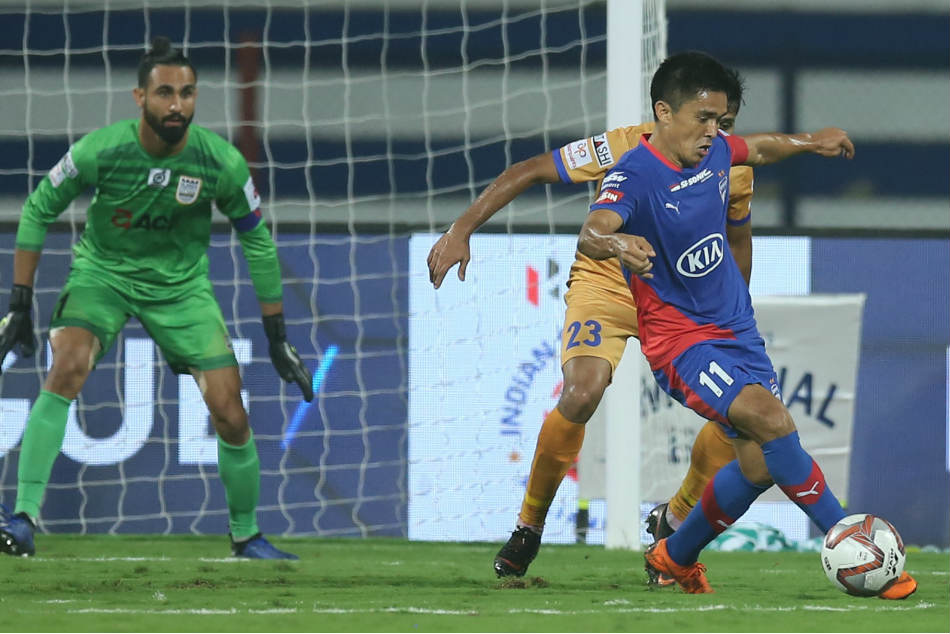 Isl Mumbai Bengaluru Play Intense Draw