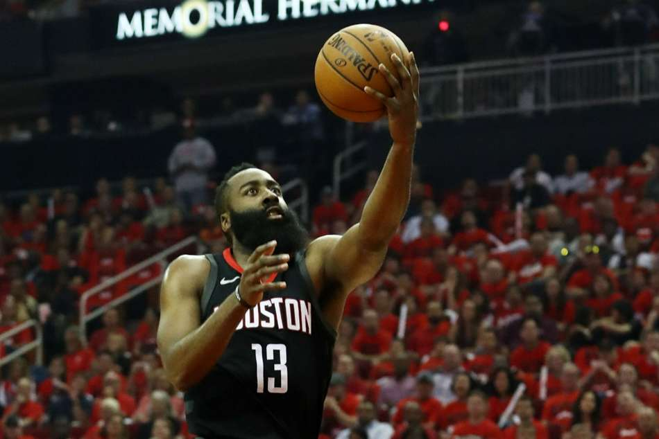 Rockets star James Harden scored 50-point triple-double