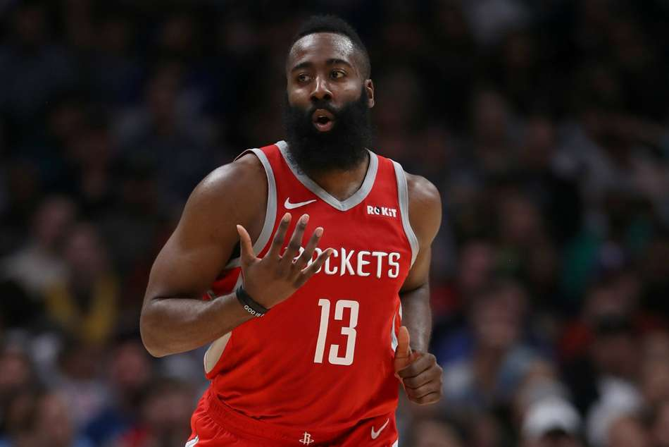 Houston Rockets star James Harden