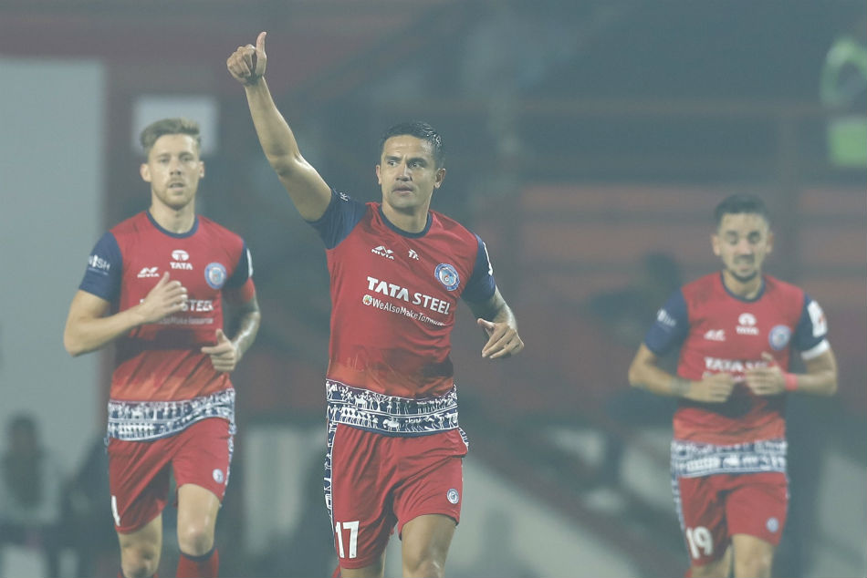 Cahill Choudhary Fire Jamshedpur Back Into Top Four Isl
