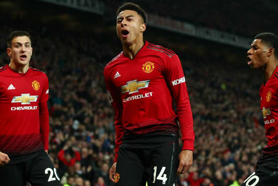 Jesse Lingard Manchester United Believe Top Four