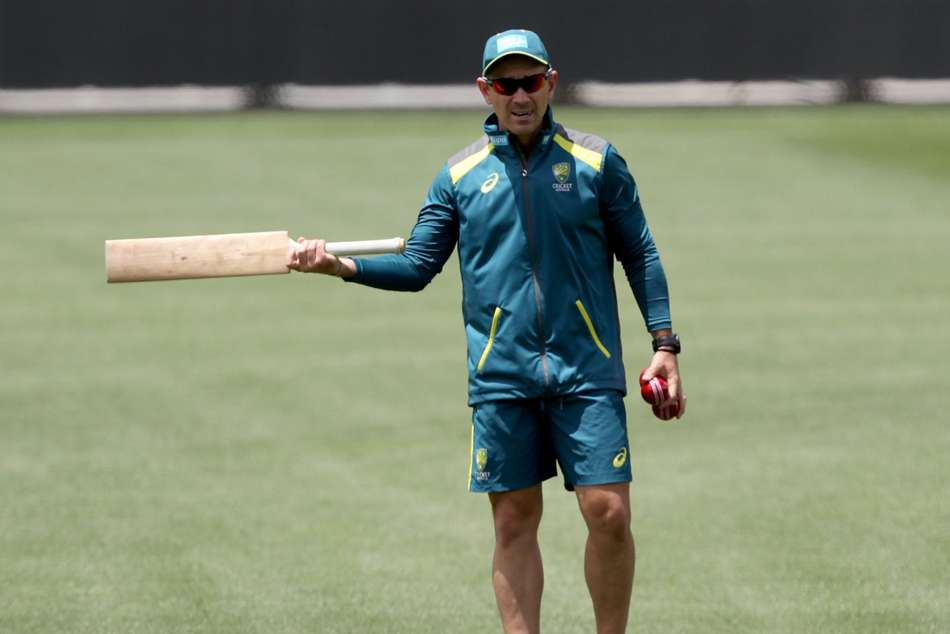 Australia Coach Justin Langer Fears India Smelling Blood Test Series