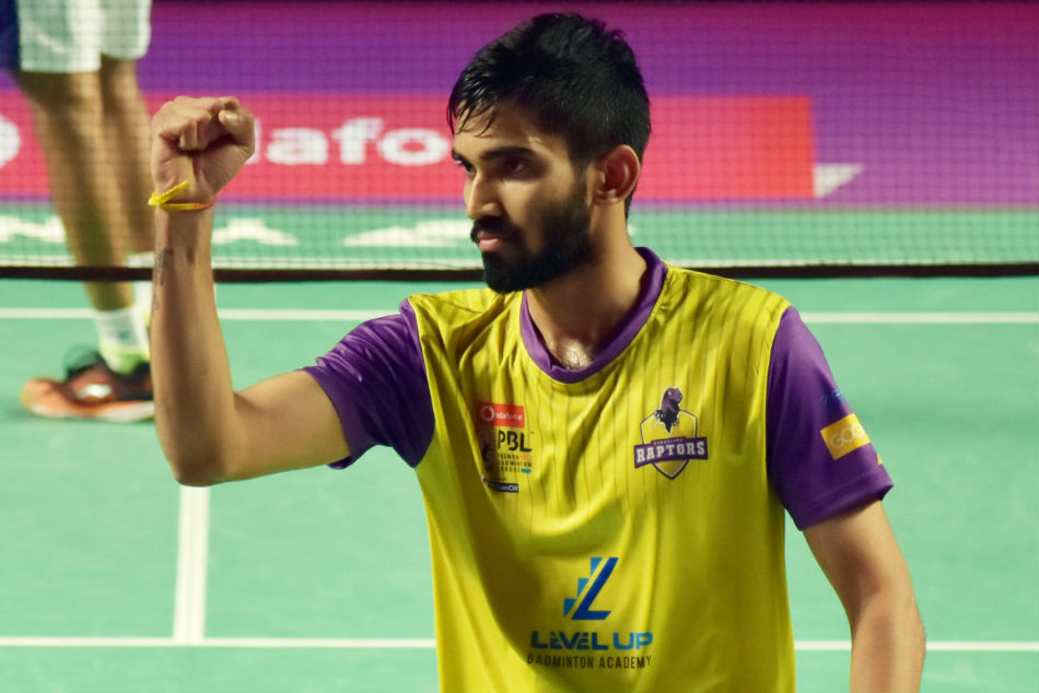 Pbl Srikanth Beats Jayaram A Thriller Guide Bengaluru Raptors To A 4 3 Win Over Pune Aces