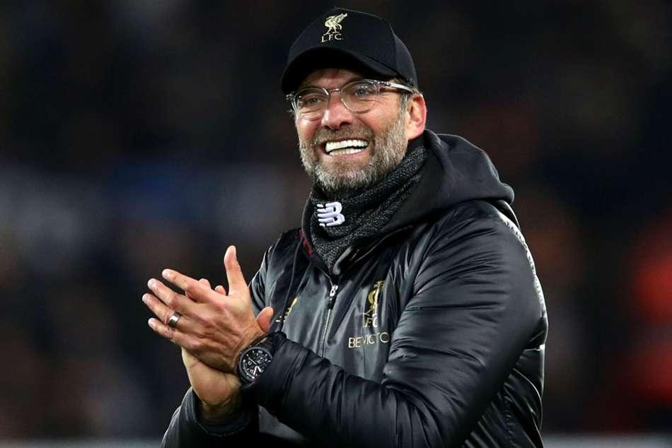Jurgen Klopp Liverpool Man United Premier League
