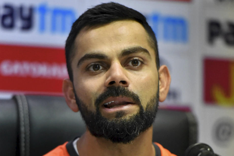 I Did Not Know Where To Draw The Line Kohli