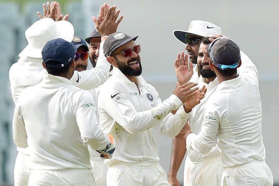 Australia Vs India Ist Test Day 5 Live Update India Eager To Seal Victory