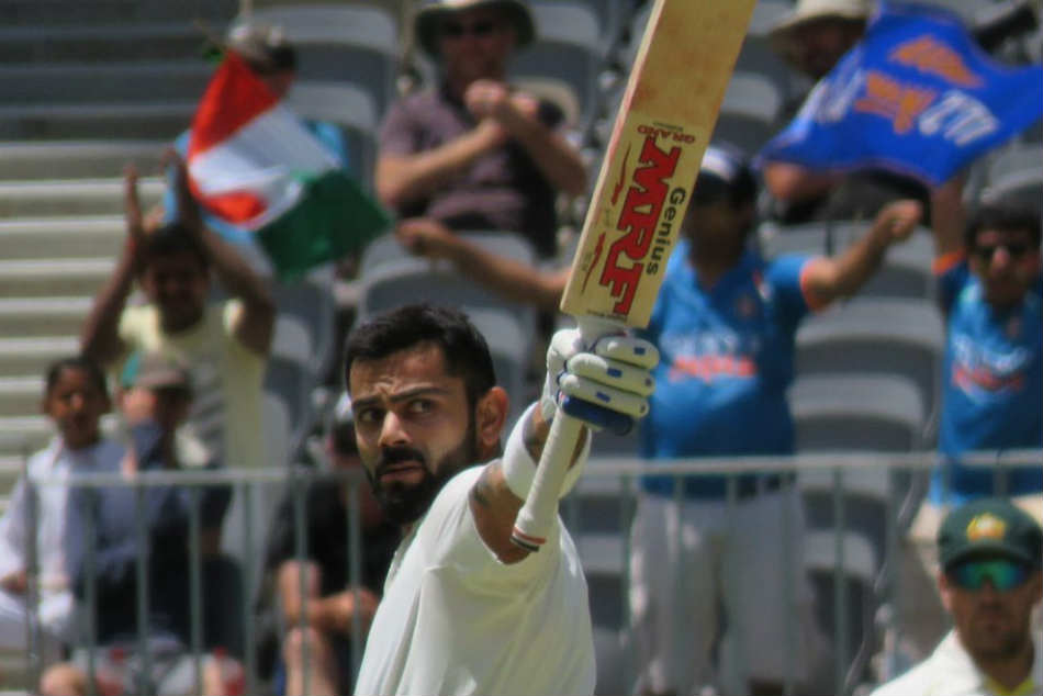 India Vs Australia 2nd Test Day 3 Aussies Nose Ahead Amid Virat Kohli Hundred And Fiery Pacers