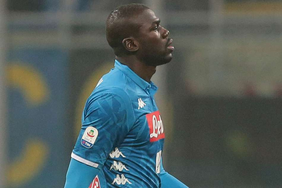 Koulibaly Subjected To Racist Chanting At Inter Ancelotti
