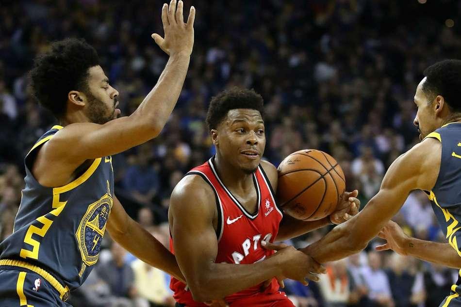 Raptors Upstage Warriors Davis Leads Pelicans With 44 Point