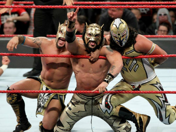 Lucha House Party and Revival