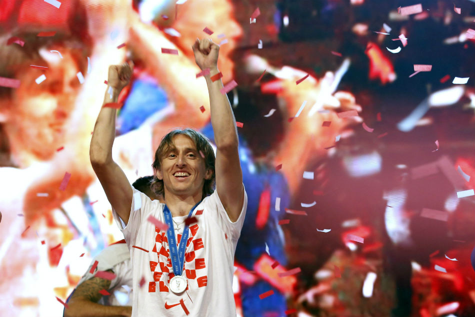 Luka Modric Rejects Bumper Real Madrid Deal As Inter Milan Circle