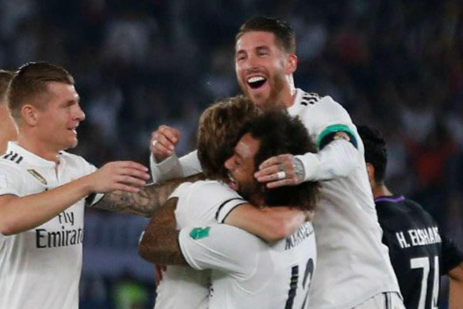 Real Madrid 4 Al Ain 1 Modric Solari Club World Cup Match Report
