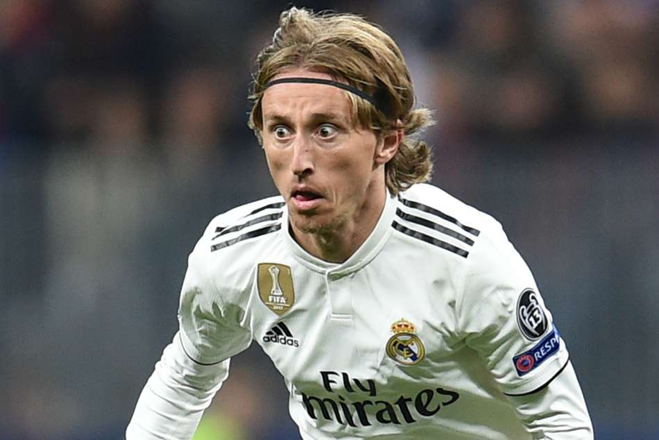 Croatia and Real Madrid star Luka Modric