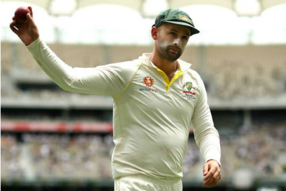 Nathan Lyon struck important blows for Australia